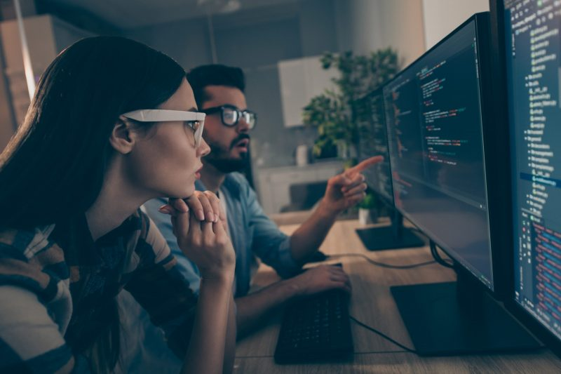 low-code development services